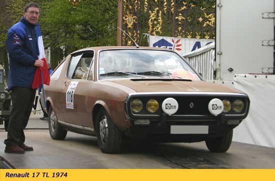 1977 Renault 17 Ts. Renault 17 Renault 17 TS
