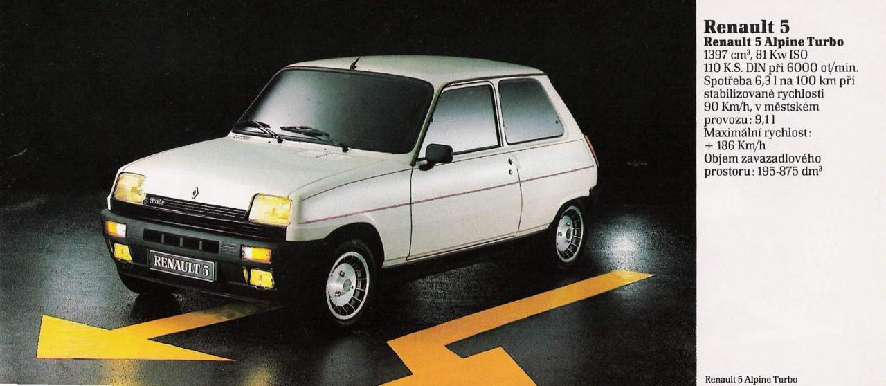 1983 Renault 5